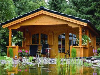 Gartenhaus Geratehaus Pavillon Blockhaus Wendelstein Nurnberg Franken