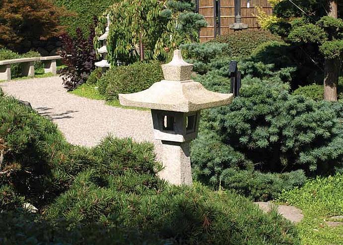 Stein im Garten Nürnberg Franken Erlangen