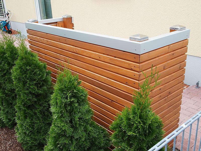 Zaune Sichtschutz Gartenzaun Holzzaun Wendelstein Nurnberg Franken